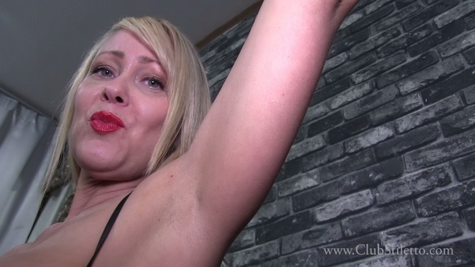 Clubstiletto – Mistress Kandy – Lick My Body My Boyfriend's Coming Over