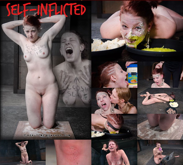 Female self inflicted torture pics