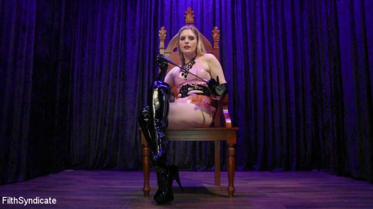 FILTH SYNDICATE: June 11, 2020 – Dresden/KINKY JOI: Lactating Bratty Domme