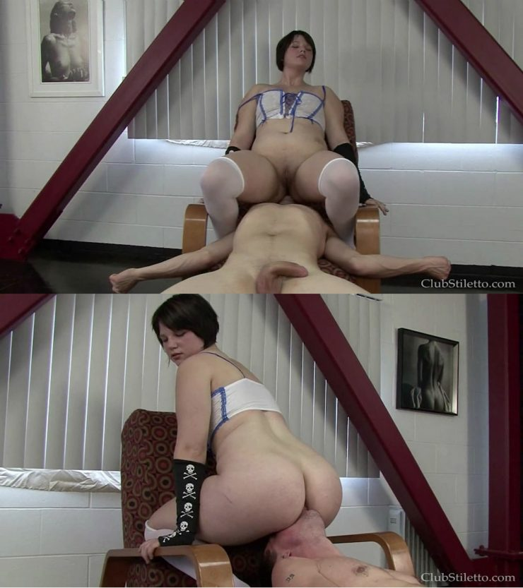 Club Stiletto Mistress Echo: Rejected Boy-friend Retained on as Her Butt slave (Release date: Aug 26, 2020)