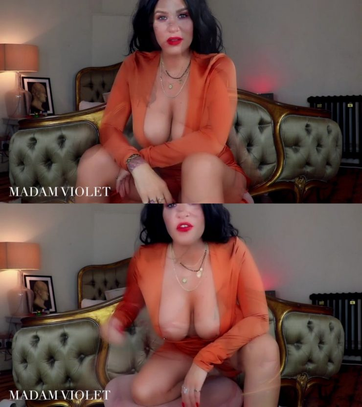 Goddess Madam Violet – Trained Triggered Anchored Owned – cum countdown