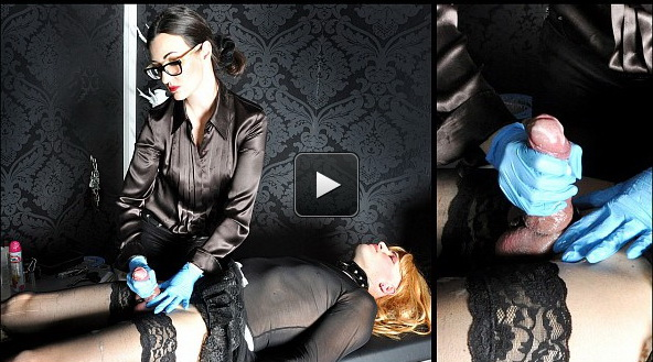 Femme Fatale Films Lady Victoria Valente: Sissy Slut Draining – Super HD (Release date: Oct 09, 2020)