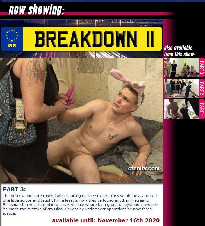 cfnmtv: Break-down II (Part 1-3) (Release date: Oct 13, 2020)