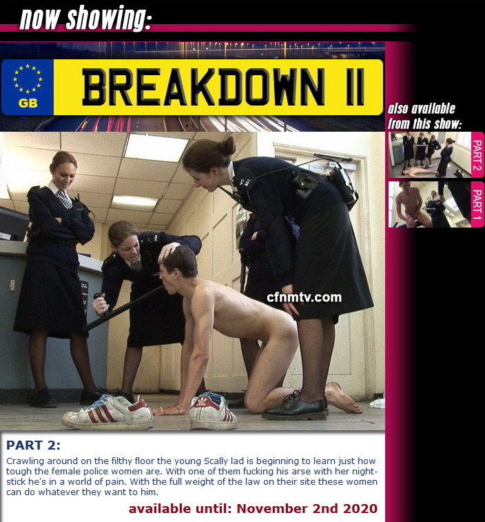 cfnmtv: Break-down II (Part 1-2) (Release date: Oct 05, 2020)