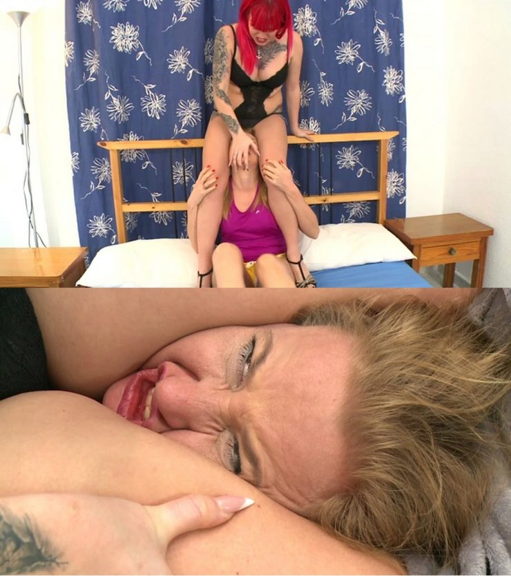 Hunt Erotic: Scissor Domination – By Stonmy And Kiki Cyrus