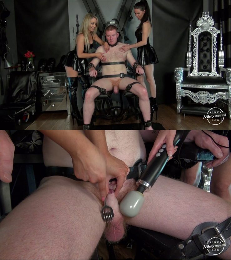 Kinky Mistresses Mistress Susi & Mistress Courtney: Susis Along With Courtneys Slave (Release date: Oct 10, 2020)