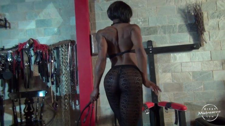 Kinky Mistresses Mistress Kiana: Mistress Kiana Is Dancing