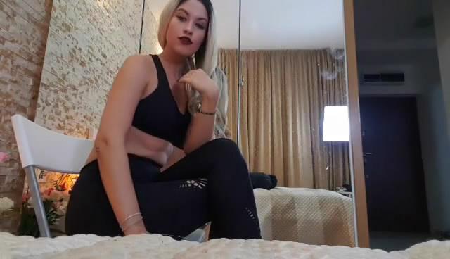 Goddess Natalie: Executrix Dream Penalized leg fetish