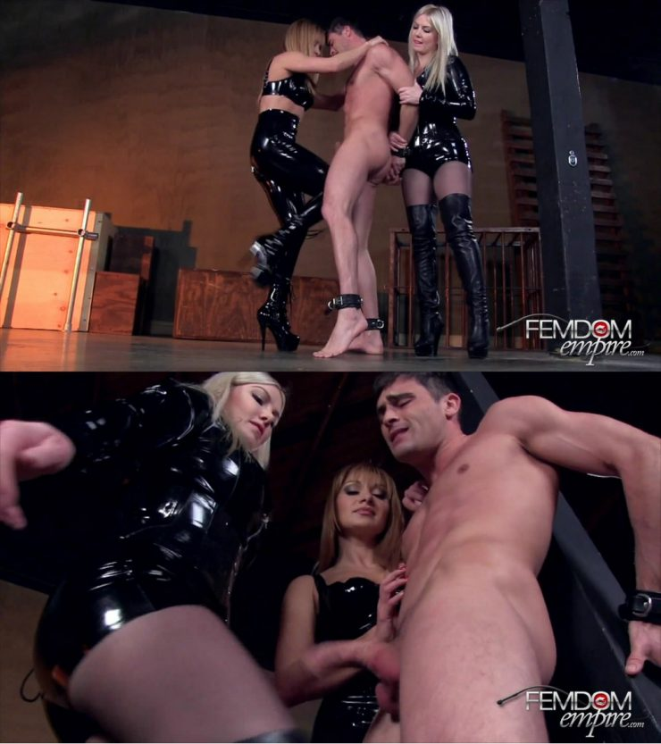 Femdom Empire  Lea Lexis and Lexi Sindel: She Owns Your Manhood (Release date: Jan. 09, 2021) – BALLBUSTING