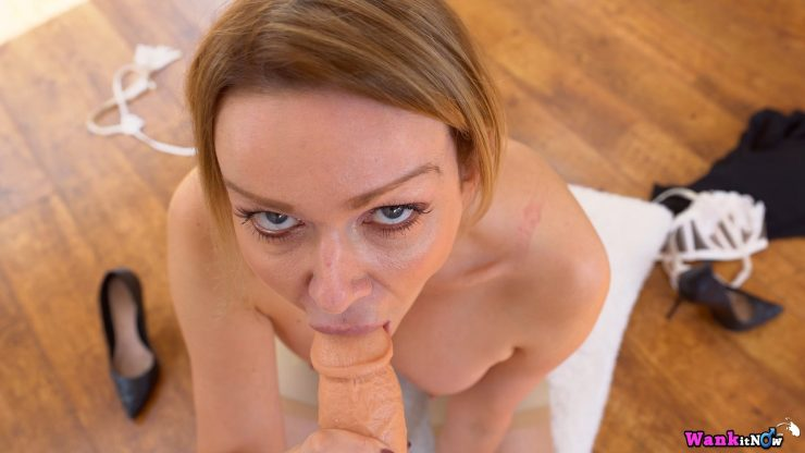 Amber Jayne: Indecent Proposal – Masturbation Encouragement