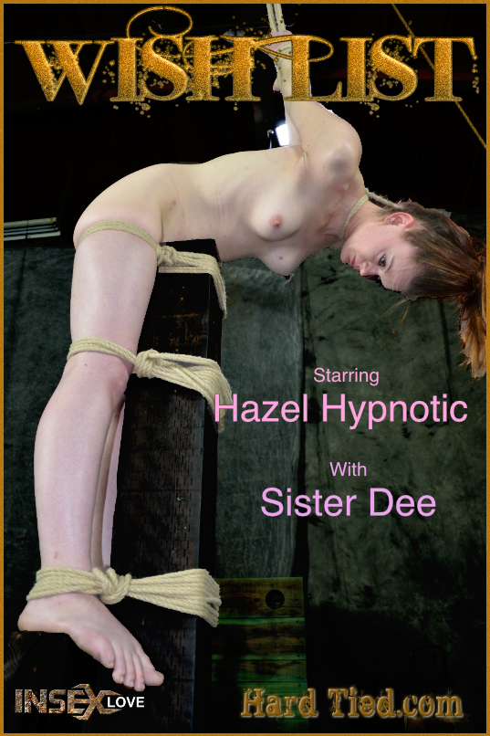 HARDTIED: Feb 20, 2021: Wishlist | Hazel Hypnotic –    upcoming fun