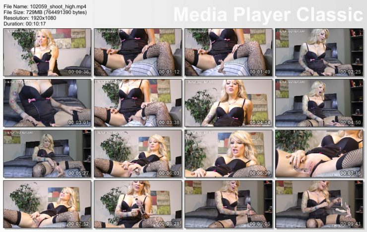 THE VENUS GIRLS: February 17, 2021 – Helly Mae Hellfire, Max Roxberry/MY LITTLE CUMSLAVE HUBBY – HELLY MAE HELLYFIRE USES HUBBY AS A DILDO – Fishnets