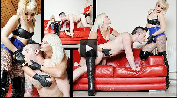 Femme Fatale Films Divine Mistress Heather & Mistress Petite: Lick It, Suck It, Fuck It! – Super HD