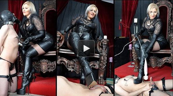 Femme Fatale Films Mistress Johanna: Johanna's Bitch Slave – Super HD (Release date: May 09, 2021)