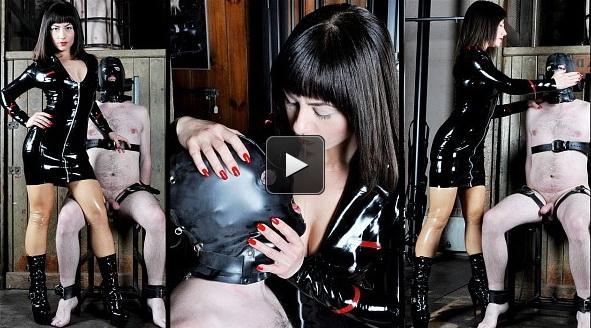 Femme Fatale Films Ella Kros: How Dare You – Super HD – spitting