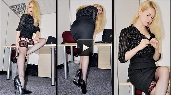 Femme Fatale Films Mistress Eleise de Lacy: No More Than You Deserve – Super HD – arse worship
