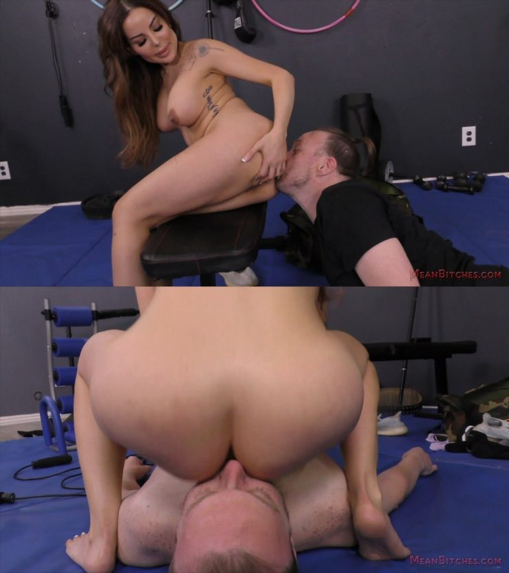 MeanWorld: Mind Fucked In the Gym – Vivienne Wynter – PONY PLAY