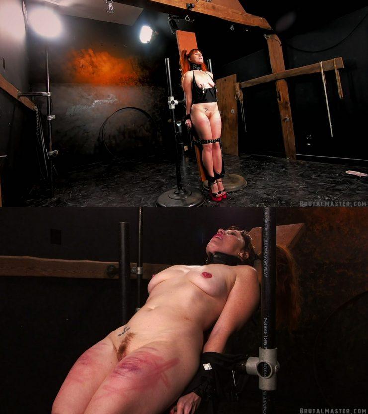 Brutal Master Carmen Rough: Beaten Bitch (Release date: Sep. 09, 2020)