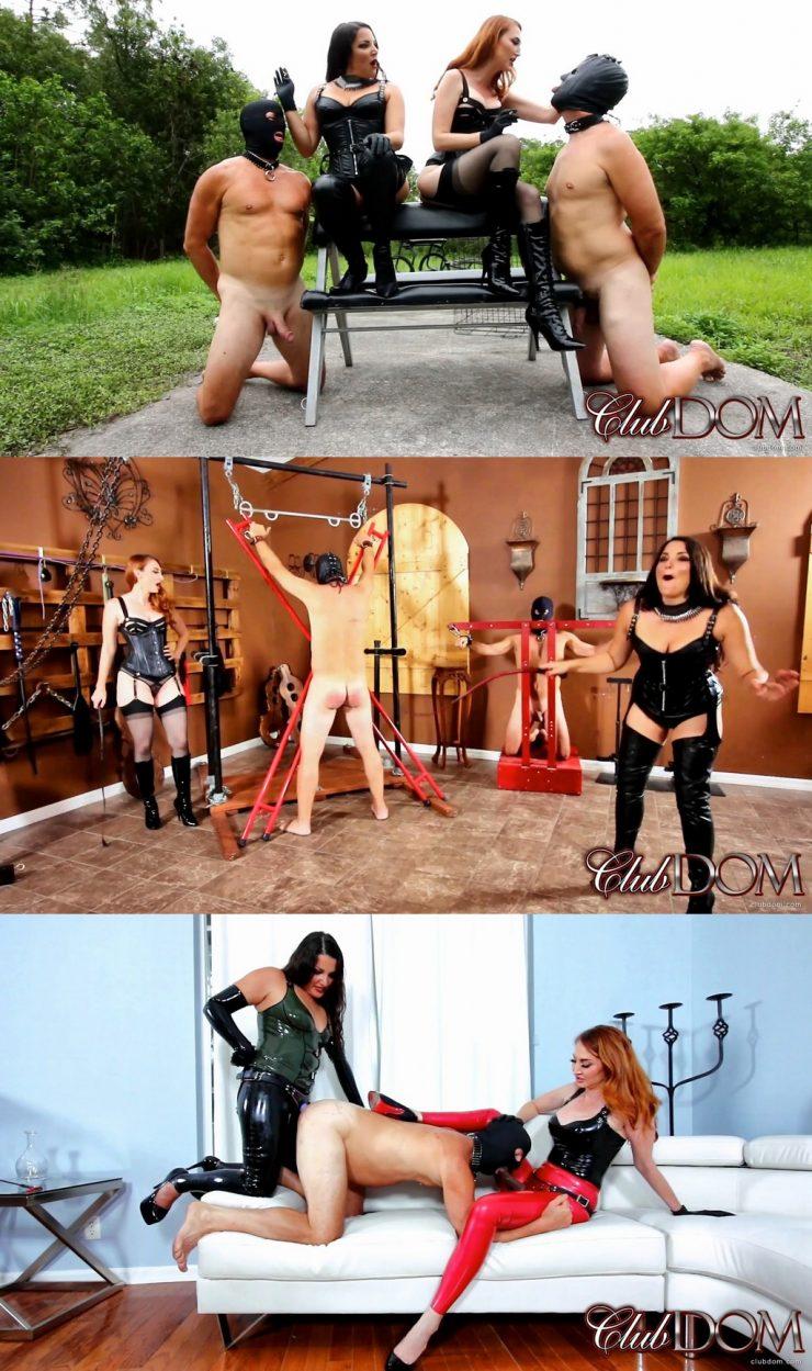 ClubDom: Punishment Day Mini Movie Kendra & Michelle
