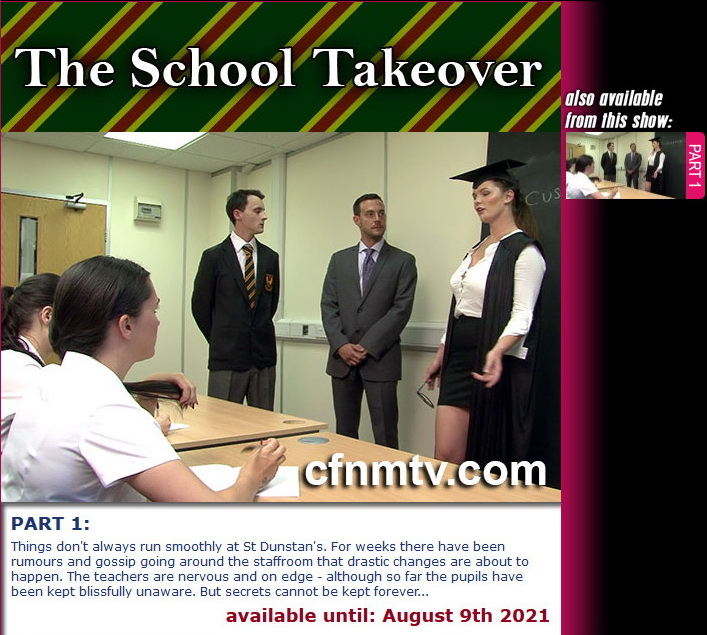 cfnmtv: The School Takeover (Part 1)
