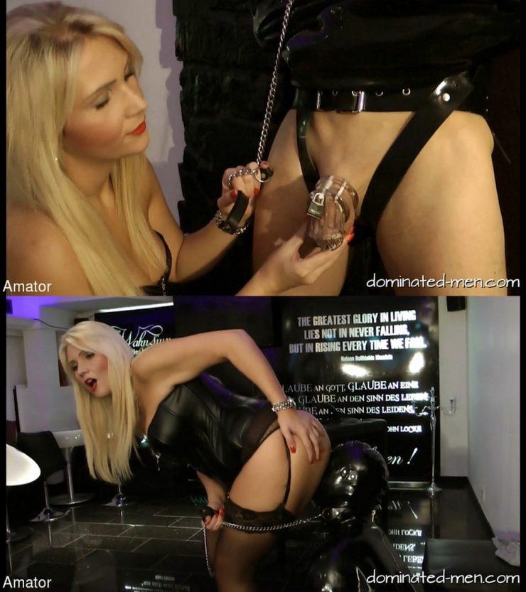 AMATOR Tatjana Young & Slave: July 19, 2021 – Tatjana Young, Slave/Tatjana Young Goes Mistress (1 Of 4) – Nylons Stockings
