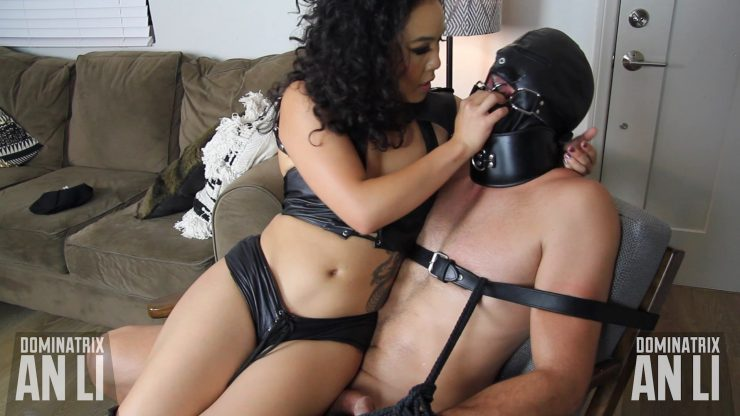 Mistress An Li: Gagged Slut