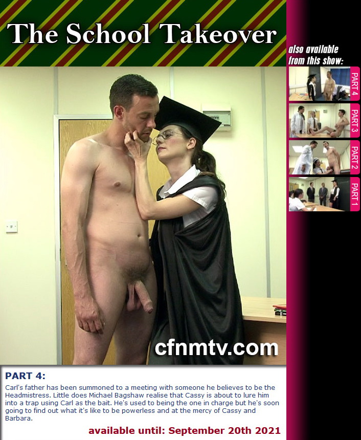 cfnmtv: The School Takeover (Part 1-4)