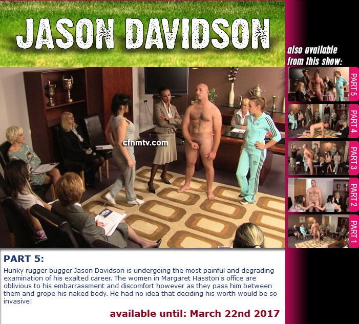 cfnmtv: Jason Davidson (Part 1-5)