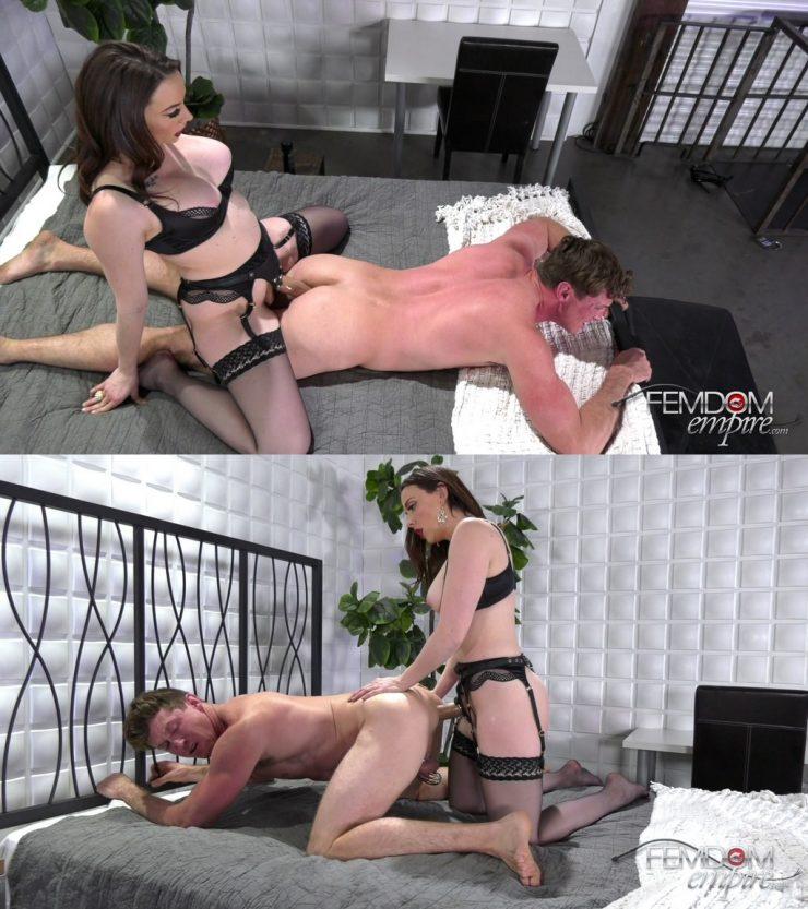Femdom Empire Chanel Preston: Ass Breaker – Strap-on