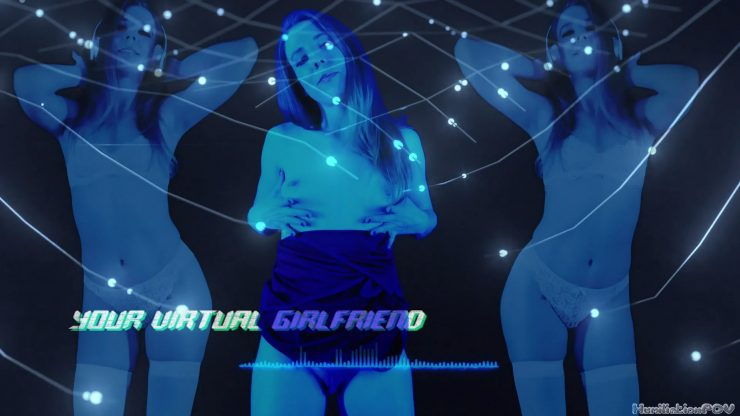 Humiliation POV Chastity Lynn: Virtual Goon Date – MIND FUCK