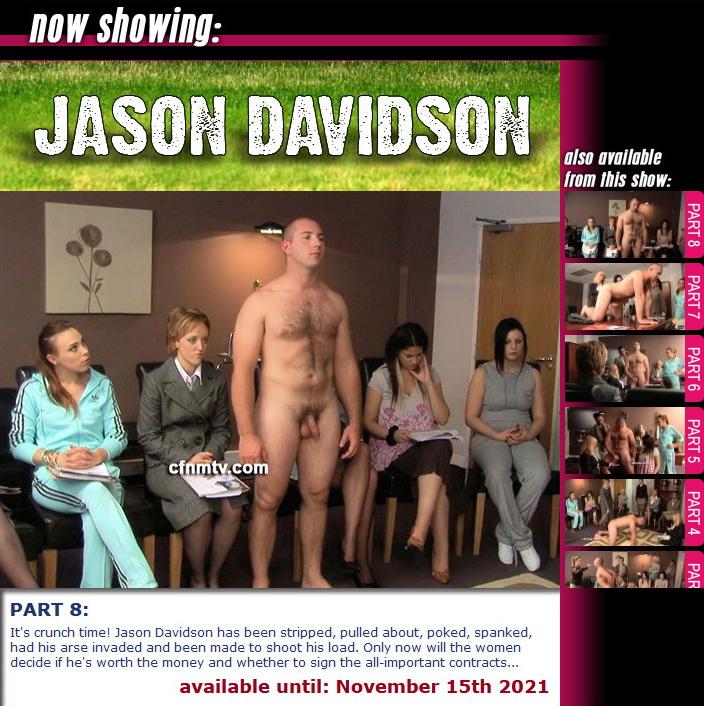 cfnmtv: Jason Davidson (Part 1-8)