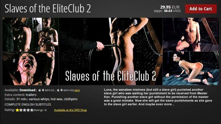 ElitePain: Slaves of the EliteClub 2