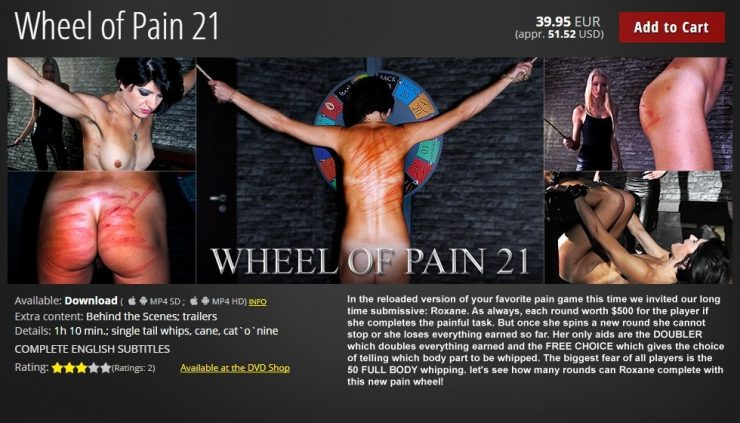 ElitePain: Wheel of Pain 21