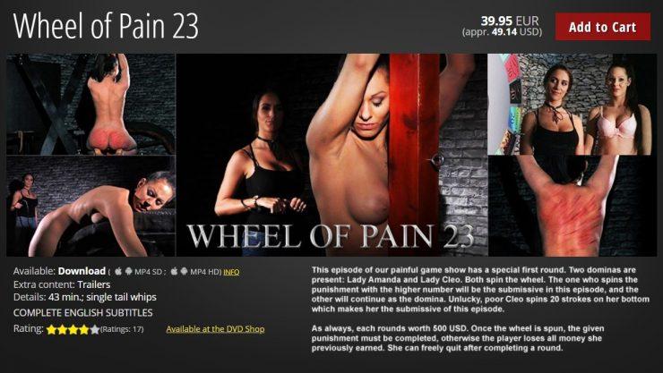 ElitePain: Wheel of Pain 23