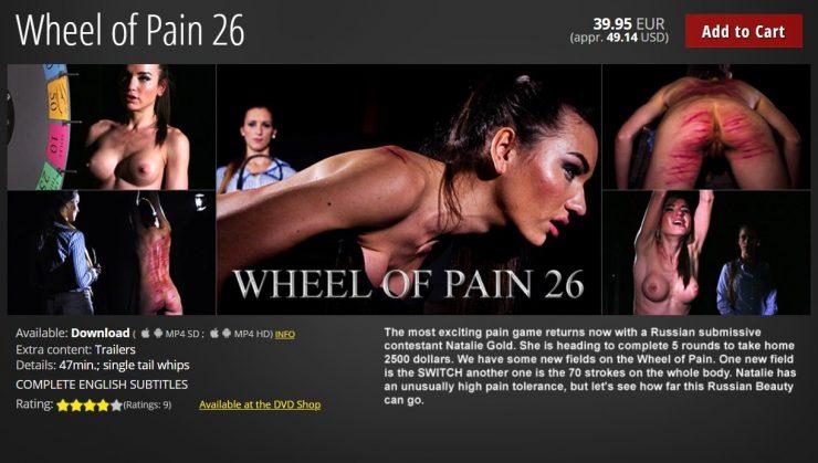 ElitePain: Wheel of Pain 26