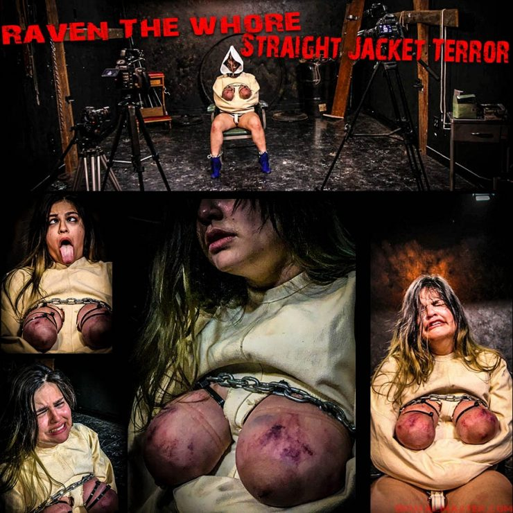 Brutal Master: Raven The Whore – Straight Jacket Terror (Release date: Mar 26, 2021)